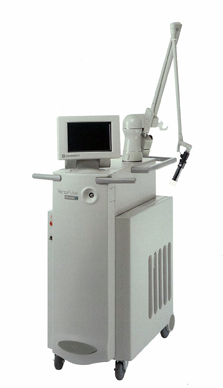 Versapulse Laser for rent or for sale by SMLasers - Southern Medical Lasers